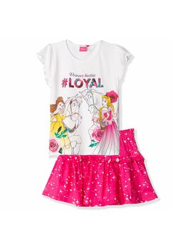 Compleu Princess besties Loyal, alb