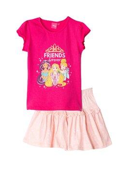 Compleu Princess Friends forever, roz