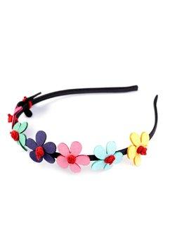 Cordeluta cu floricele colorate