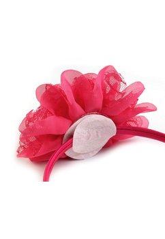 Cordeluta cu floricica, roz deschis