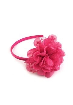 Cordeluta cu floricica, roz inchis