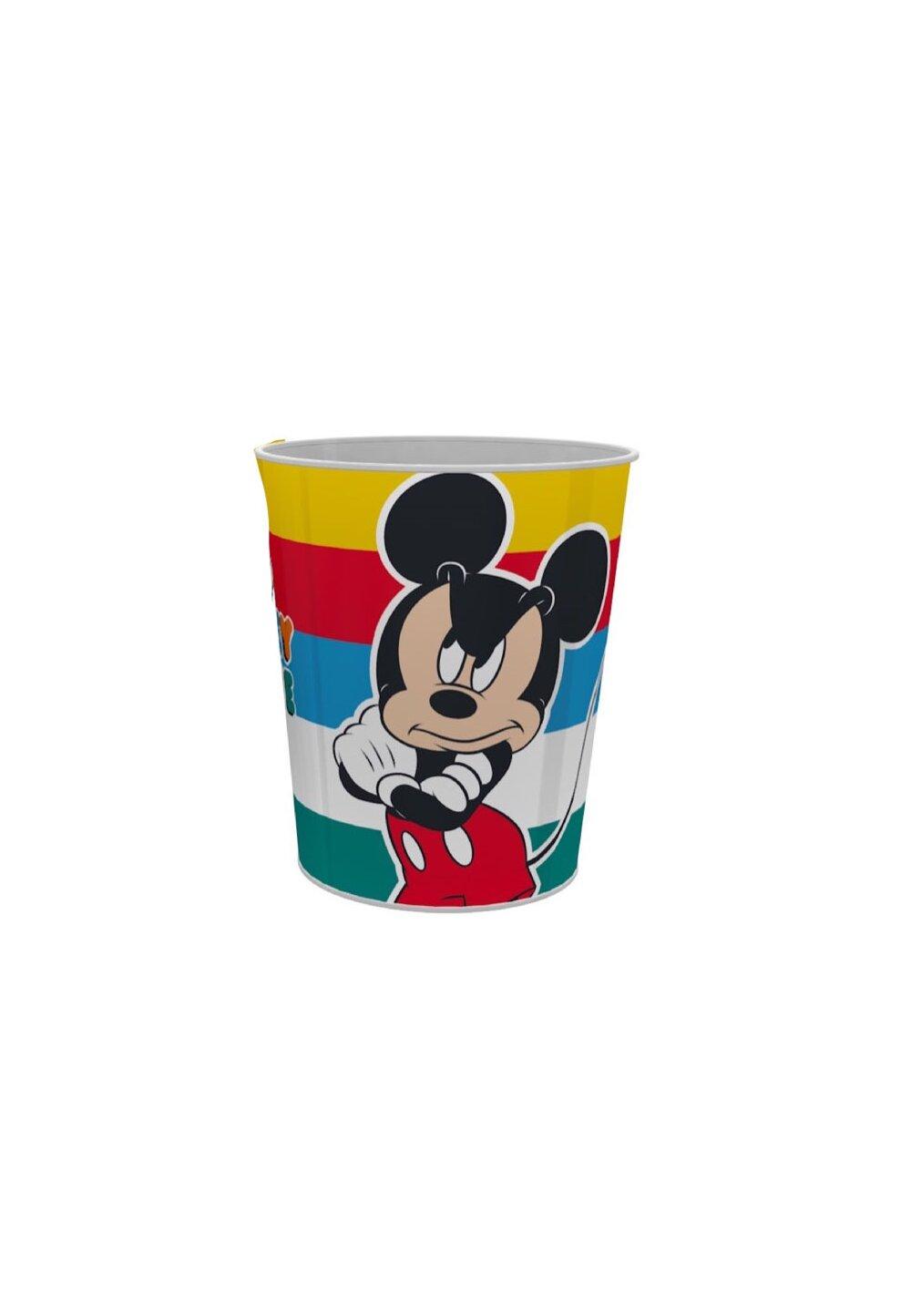 Cos pentru jucarii, Mickey Mouse, cu dungi imagine