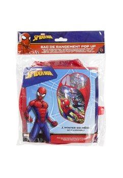 Cos pentru jucarii, Spider Man, rosu