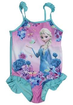Costum de baie, intreg, Elsa, turcoaz