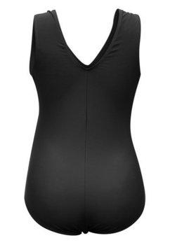 Costum de baie intreg, gravide, negru