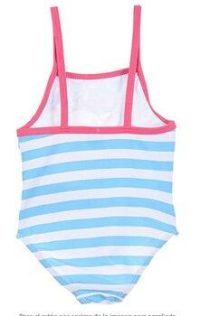 Costum de baie intreg, Marie, albastru