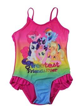 Costum de baie, intreg, Pony, roz