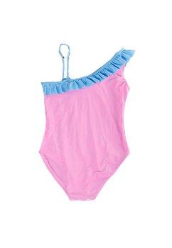 Costum de baie, intreg,Una vuelta mas, roz