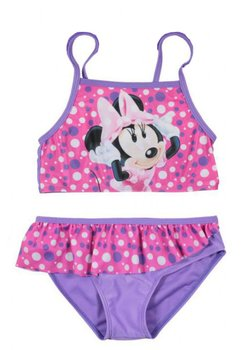Costum de baie, mov cu buline, Minnie Mouse