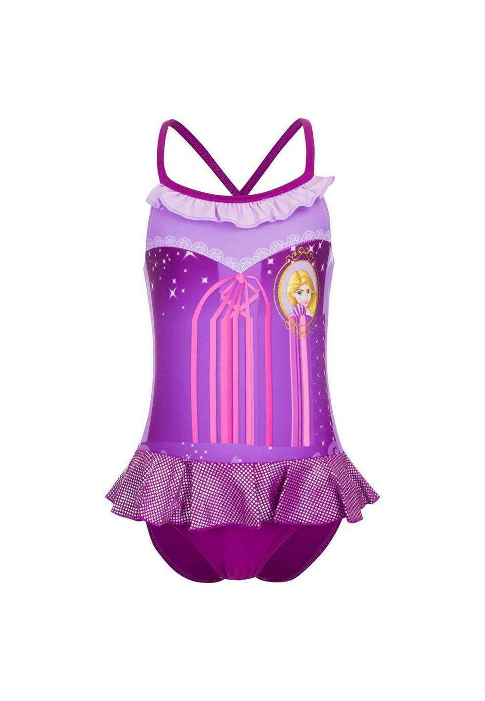 Costum de baie, Rapunzel, mov imagine
