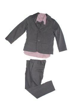 Costum stofa gri