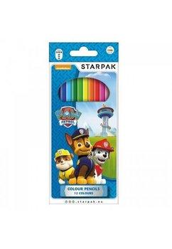 Creioane colorate Patrula Catelusilor