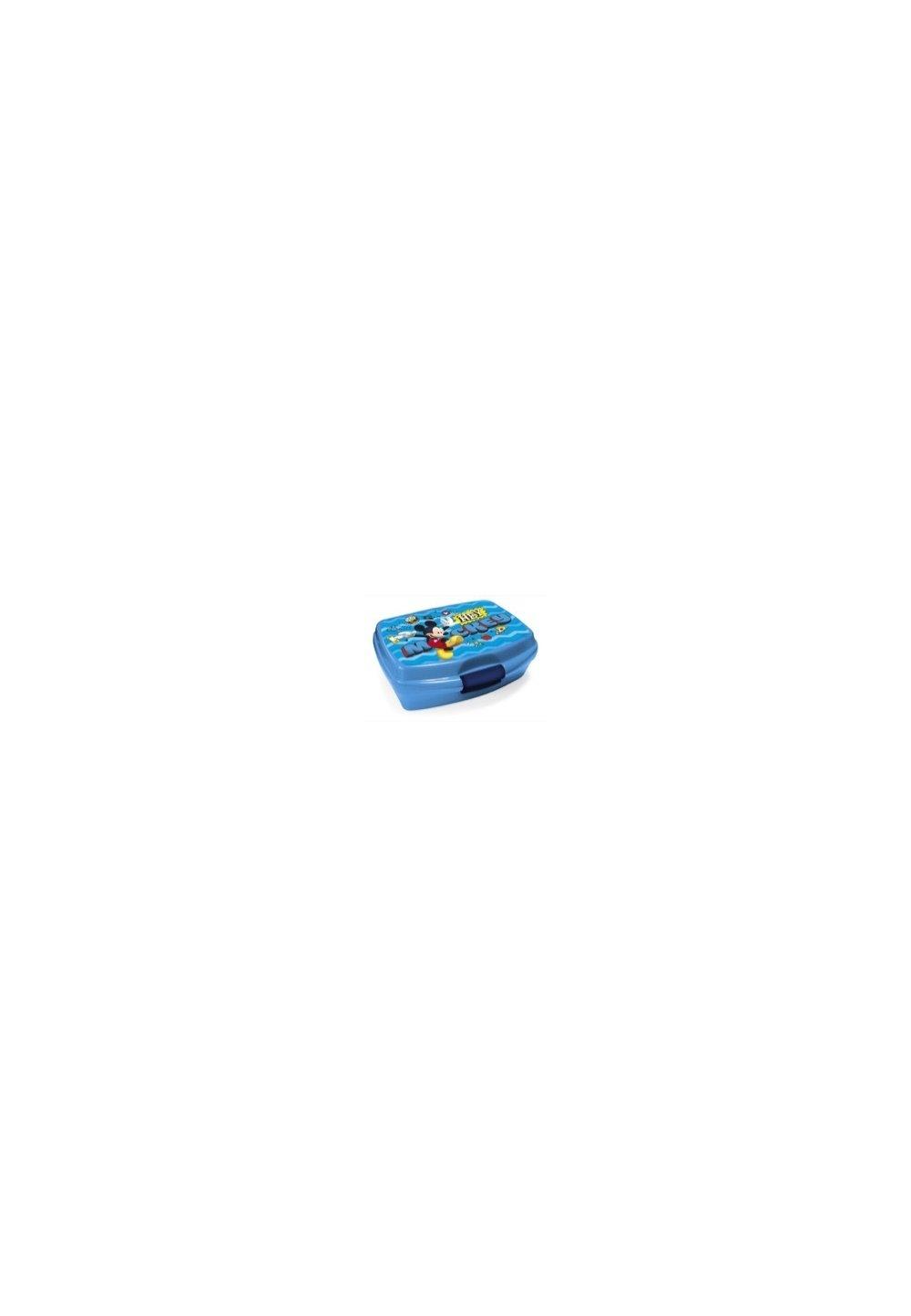 Cutie alimentara, albastra, Hey Mickey imagine