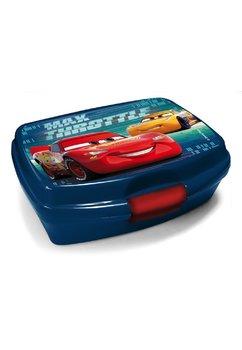 Cutie alimentara, Cars, Max throttle, albastra, 16x11x6 cm