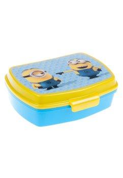 Cutie alimentara, Minions, albastra