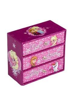 Cutie bijuterii, Anna, Elsa si Olaf