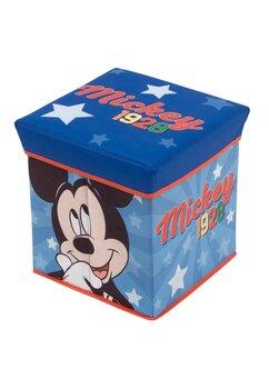 Cutie depozitare, Mickey Mouse 1928, albastra