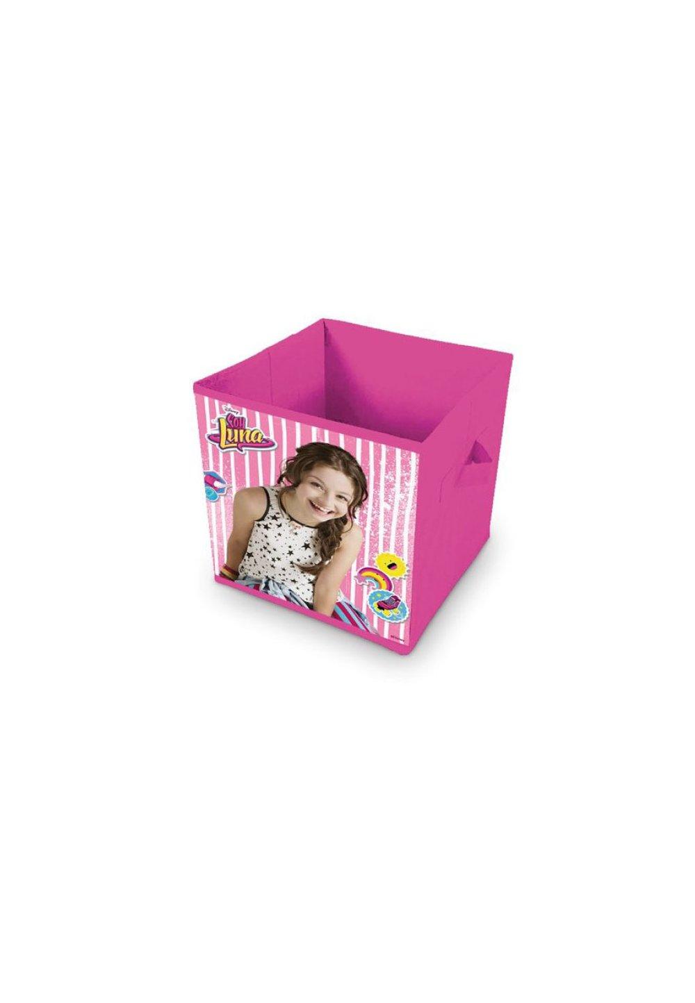 Cutie depozitare, pliabila, Soy Luna, roz imagine