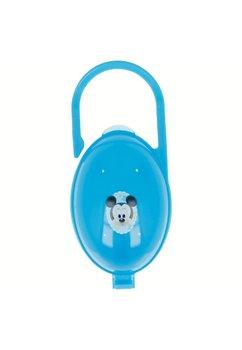 Cutie pentru suzeta, baby Mickey, albastra