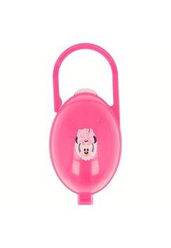 Cutie pentru suzeta, baby Minnie, roz