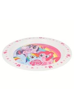 Farfurie, plastic, My Little Pony