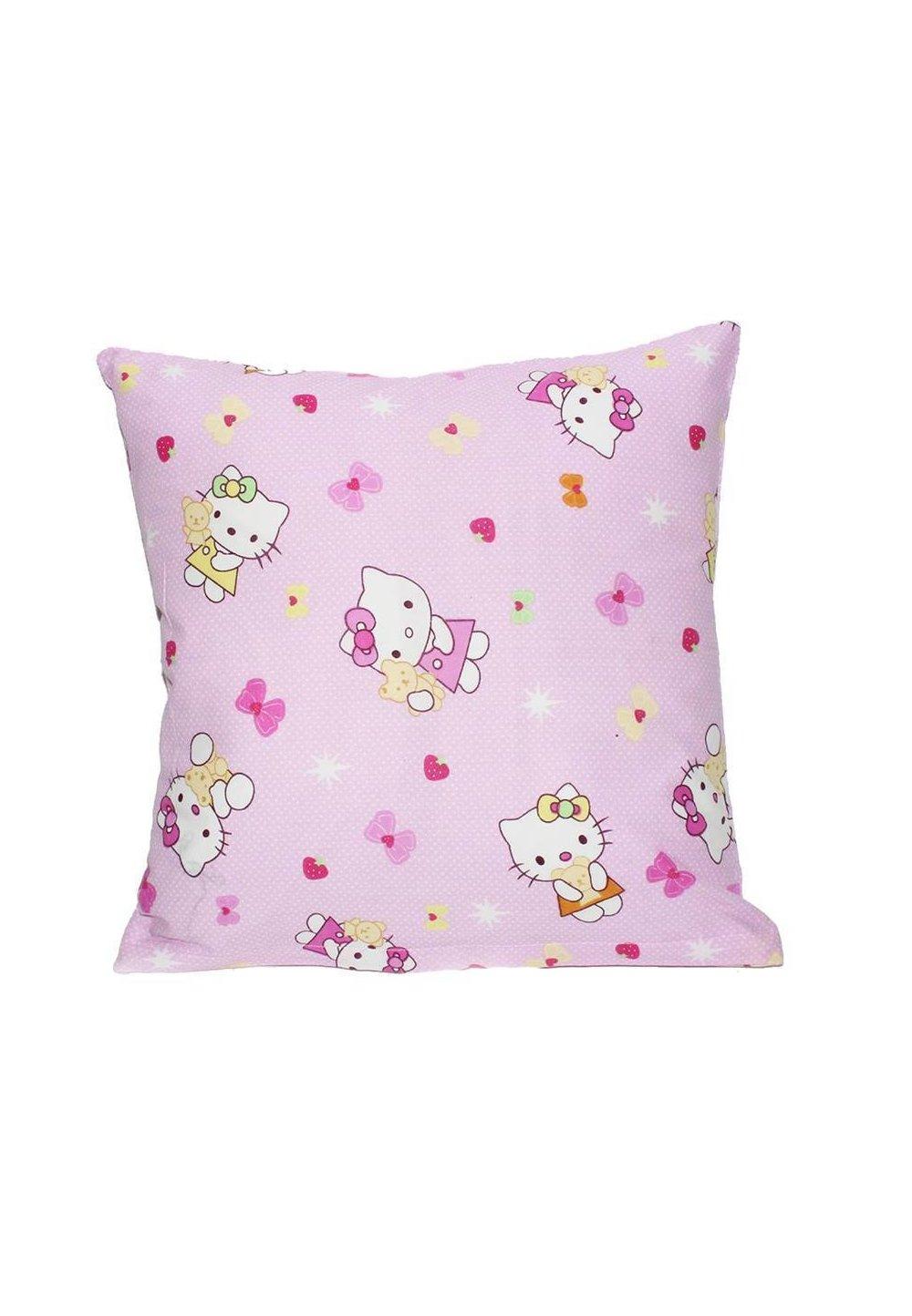 Fata de perna Hello kitty roz deschis imagine
