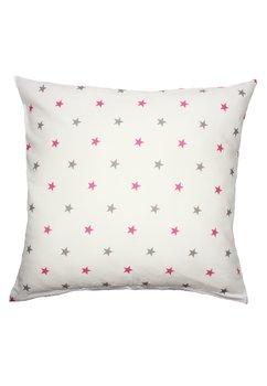 Fata de perna, stelute roz cu gri