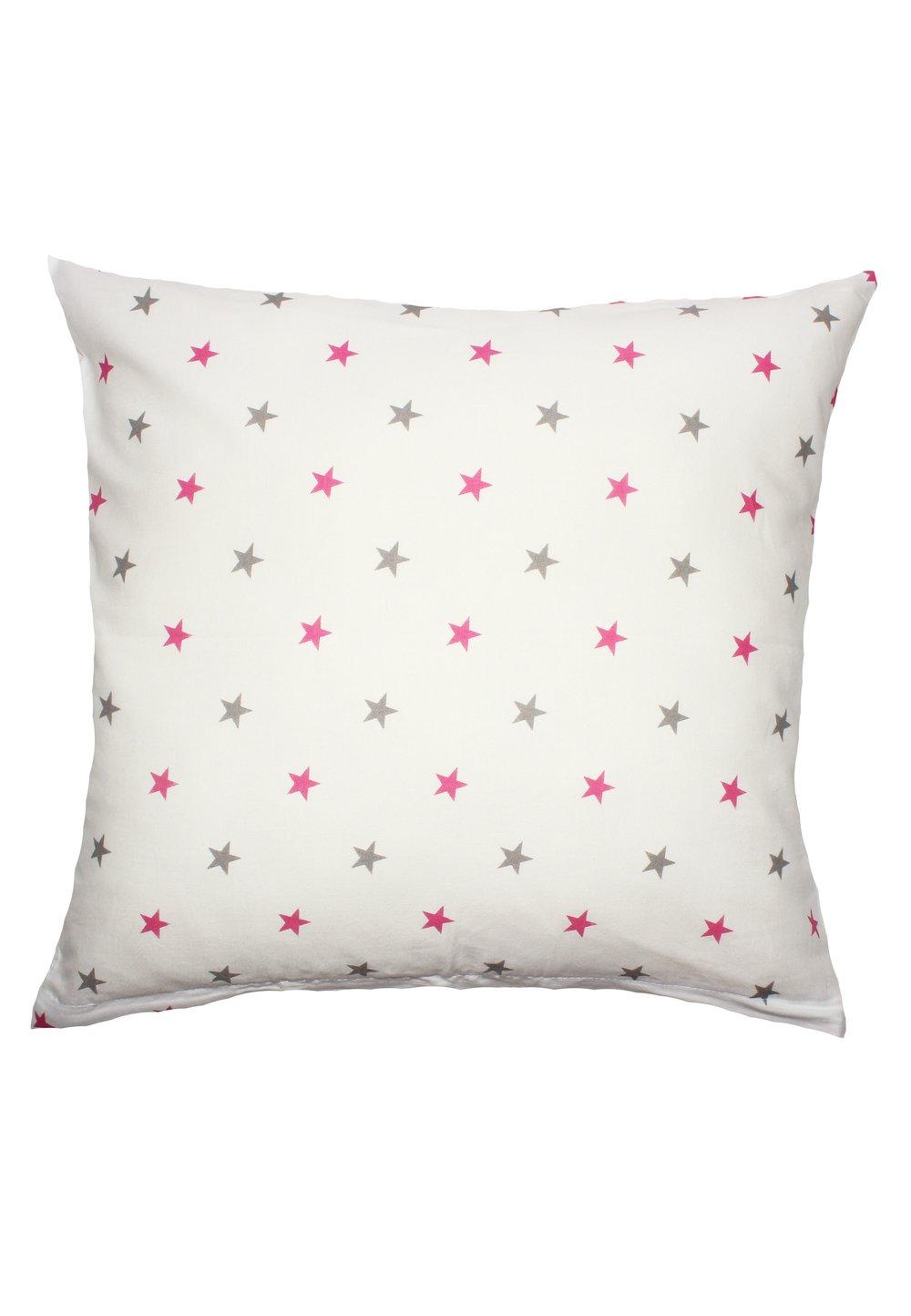 Fata de perna, stelute roz cu gri imagine