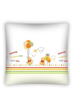 Fata perna, Winnie the pooh, balonase, 40x40 cm