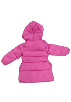 Geaca de iarna, Skye si Everest, roz inchis
