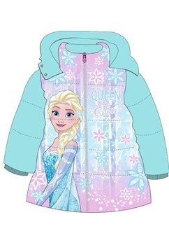 Geaca fete, Frozen Queen Elsa, turcoaz