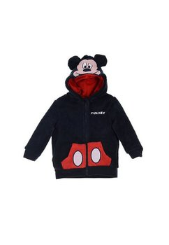 Geaca fleece, Mickey, bluemarin