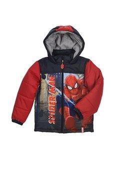 Geaca groasa de iarna, Spider-man, rosie