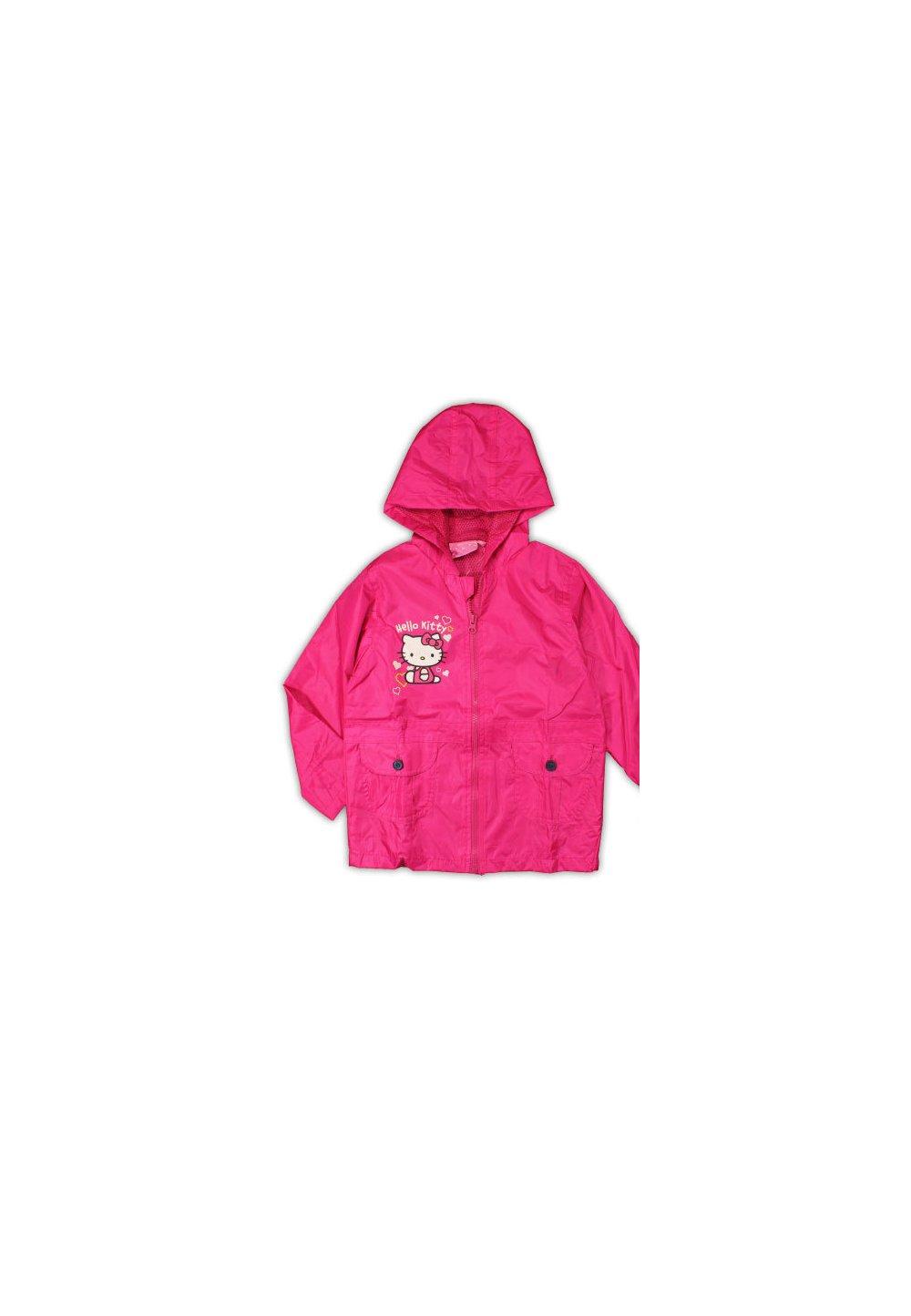 Geaca fete Hello Kitty ,roz imagine