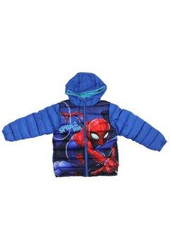 Geaca iarna baieti, Spider Man, albastra