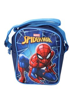Geanta de umar, Spider Man, bleumarin