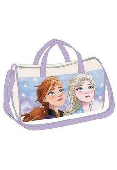 Geanta sport, Anna si Elsa, crem