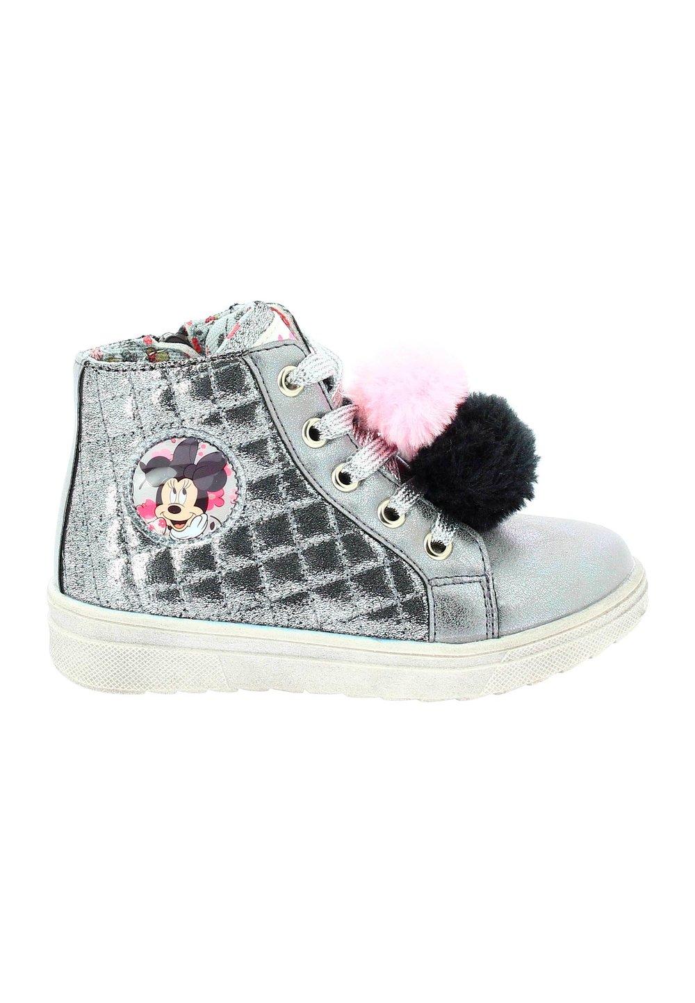 Ghete argintii, Minnie Mouse imagine