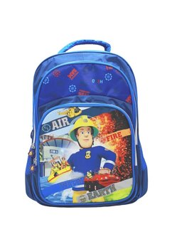 Ghiozdan, Air Fire Earth, Sam, albastru
