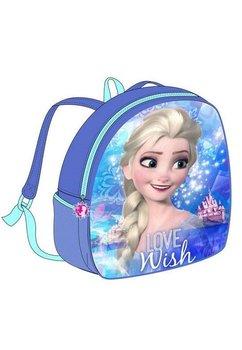 Ghiozdan albastru, Elsa, Love