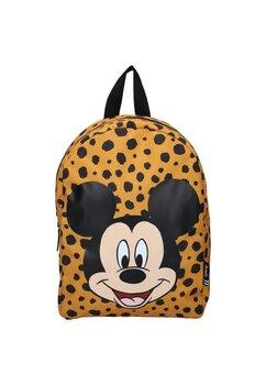 Ghiozdan, Mickey Mouse, galben cu negru