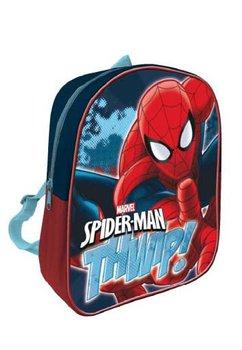 Ghiozdan rosu, Spider-Man, Thwip, 27x7x23 cm