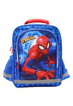 Ghiozdan, Spider Man, albastru, 37x29x13cm