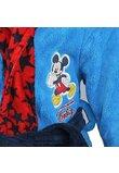 Halat de baie disney mickey mouse albastru