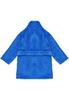 Halat de baie, Eroii in pijama, albastru