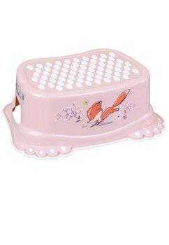 Inaltator de baie, antiderapant, Fox, roz