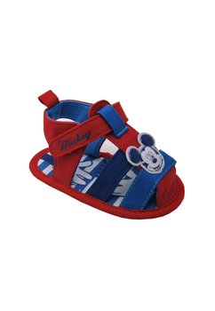 Incaltaminte bebe, Mickey Mouse, rosii