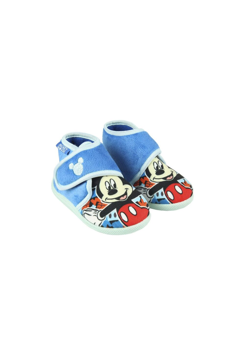 Incaltaminte interior, Mickey, albastru deschis imagine