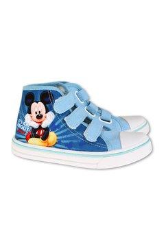 Incaltaminte panza, All about Mickey, albastru deschis