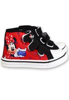 Incaltaminte panza, Minnie Mouse, rosii